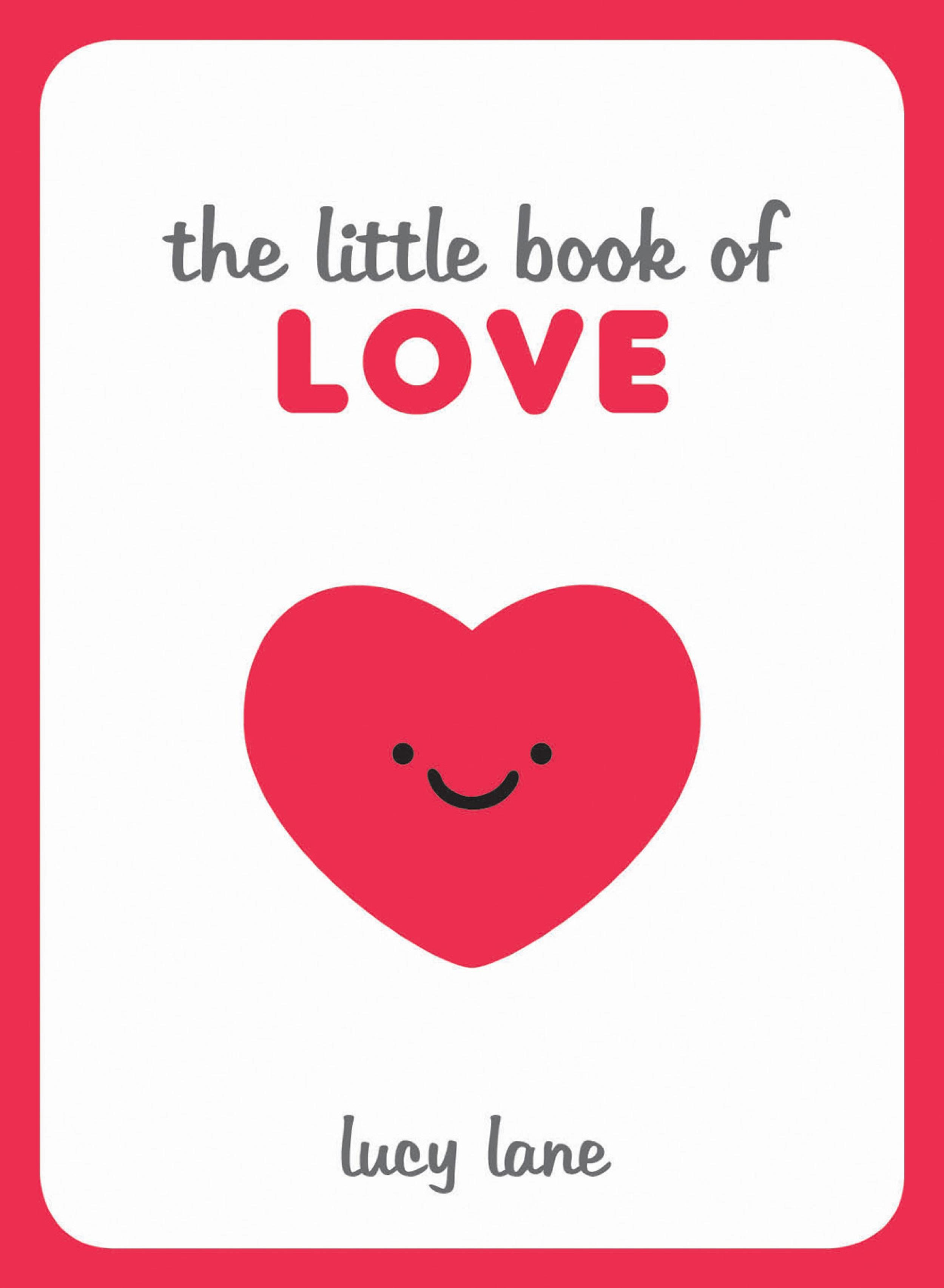 the little book of love (ebook)-lucy lane-9781786858559