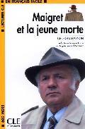 maigret et la jeune morte (lectures cle)-georges simenon-9782090318159
