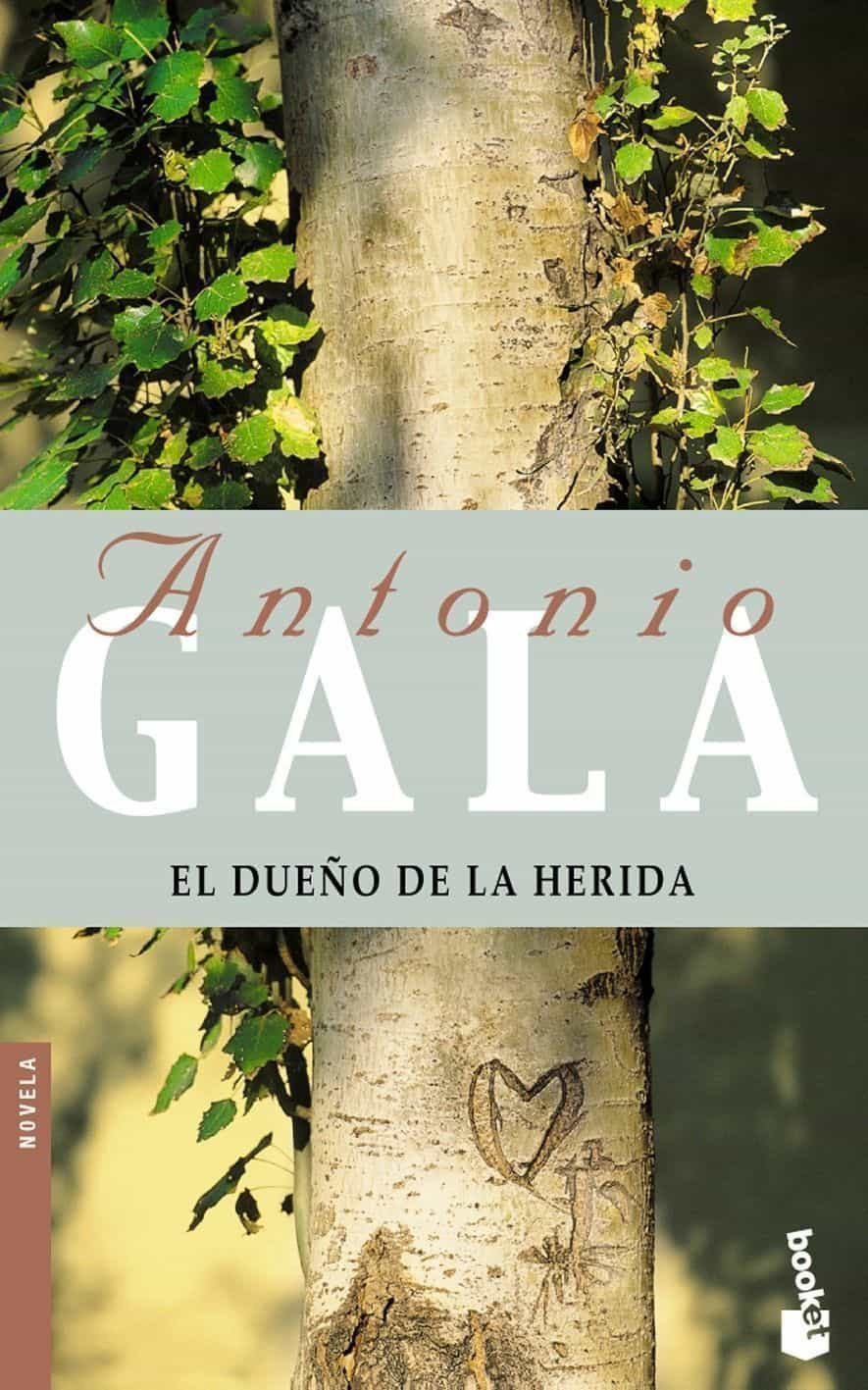 El Dueño De La Herida por Antonio Gala