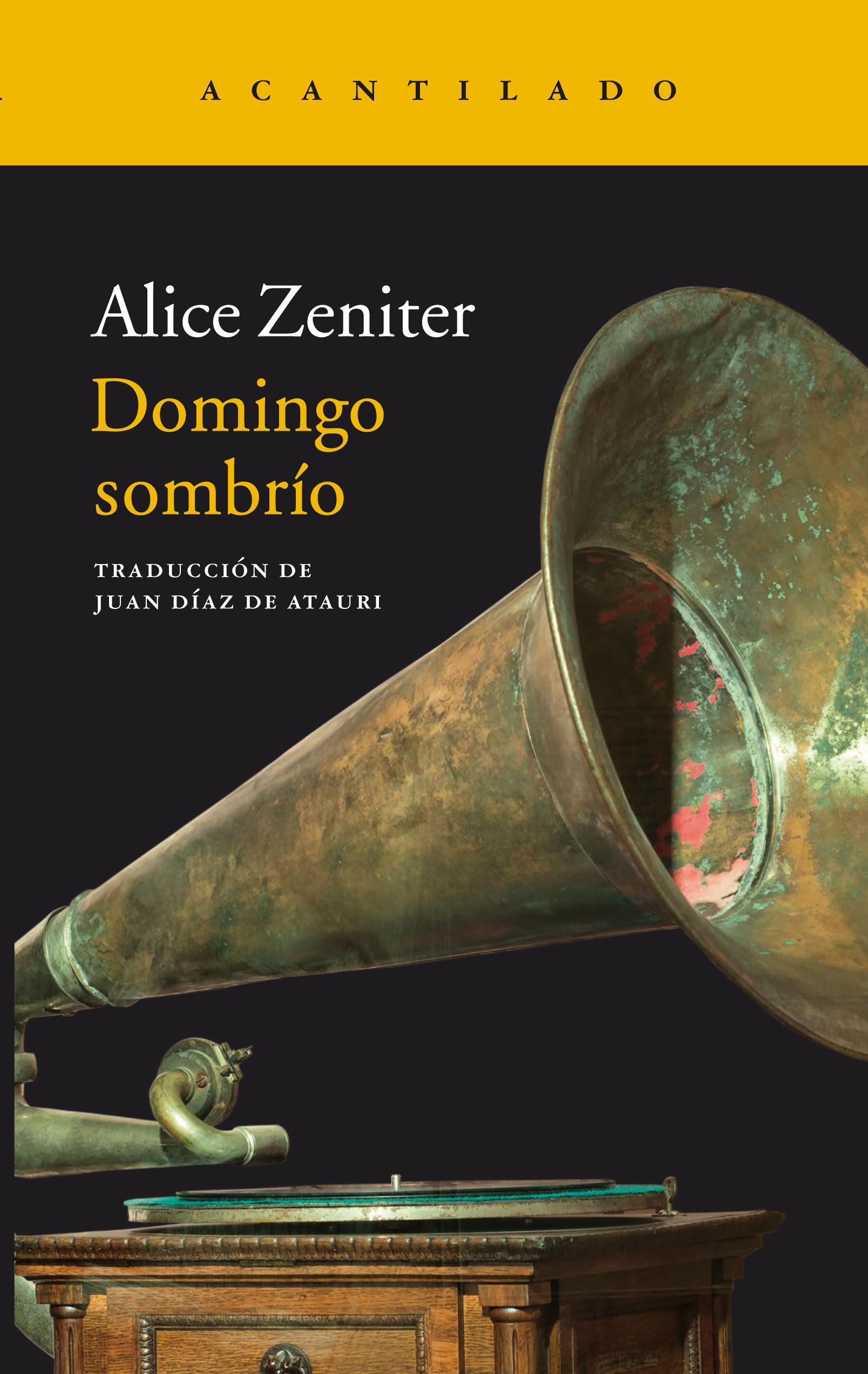 Domingo Sombrio por Alice Zeniter epub