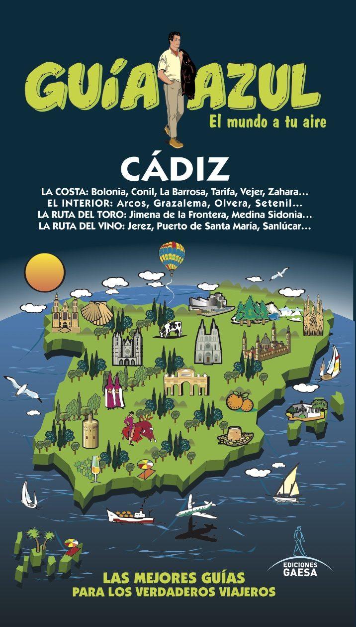 Cádiz 2017 (guia Azul) 6ª Ed. por Vv.aa. epub