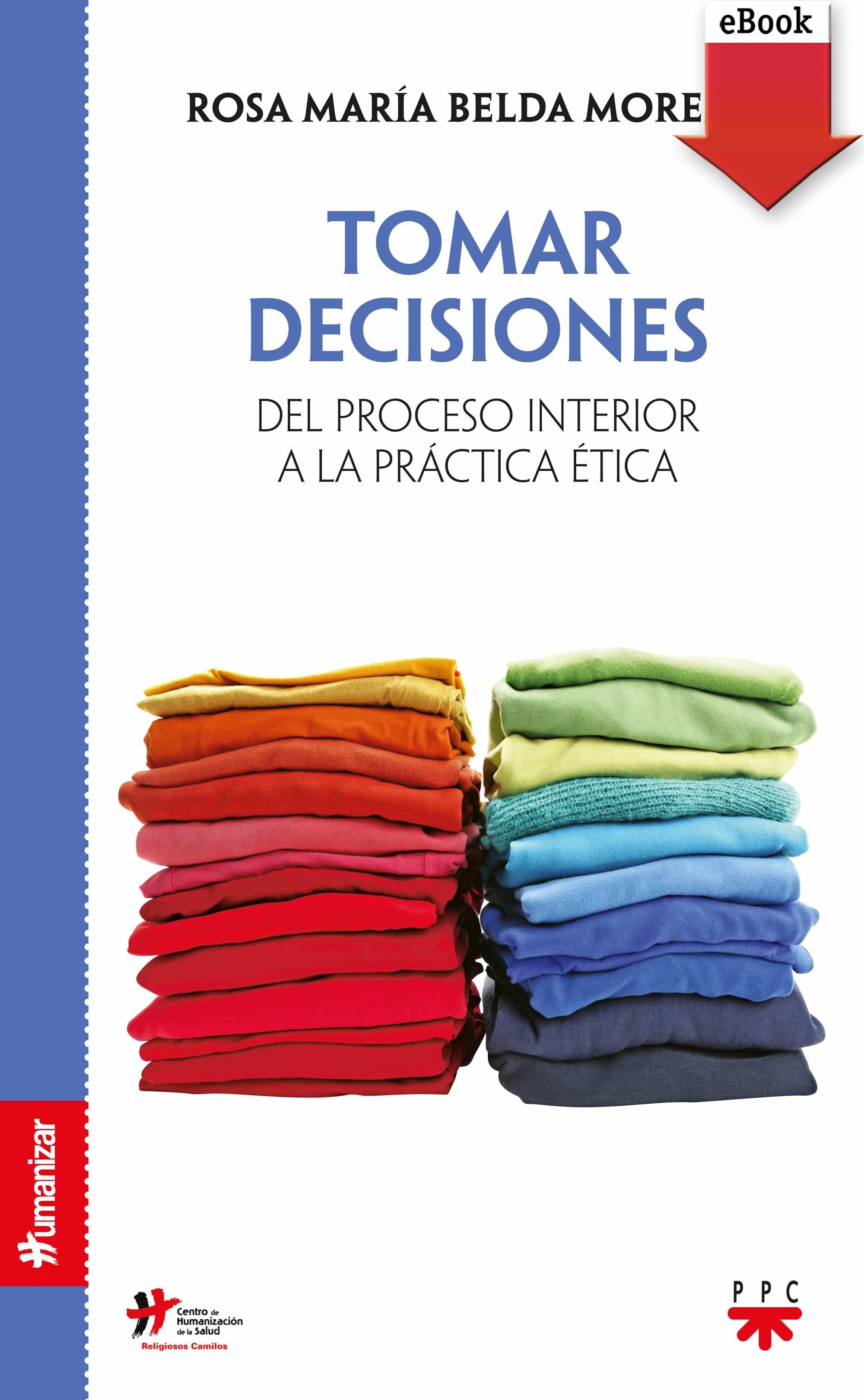 Tomar Decisiones (ebook-epub)   por Rosa Maria Belda Moreno