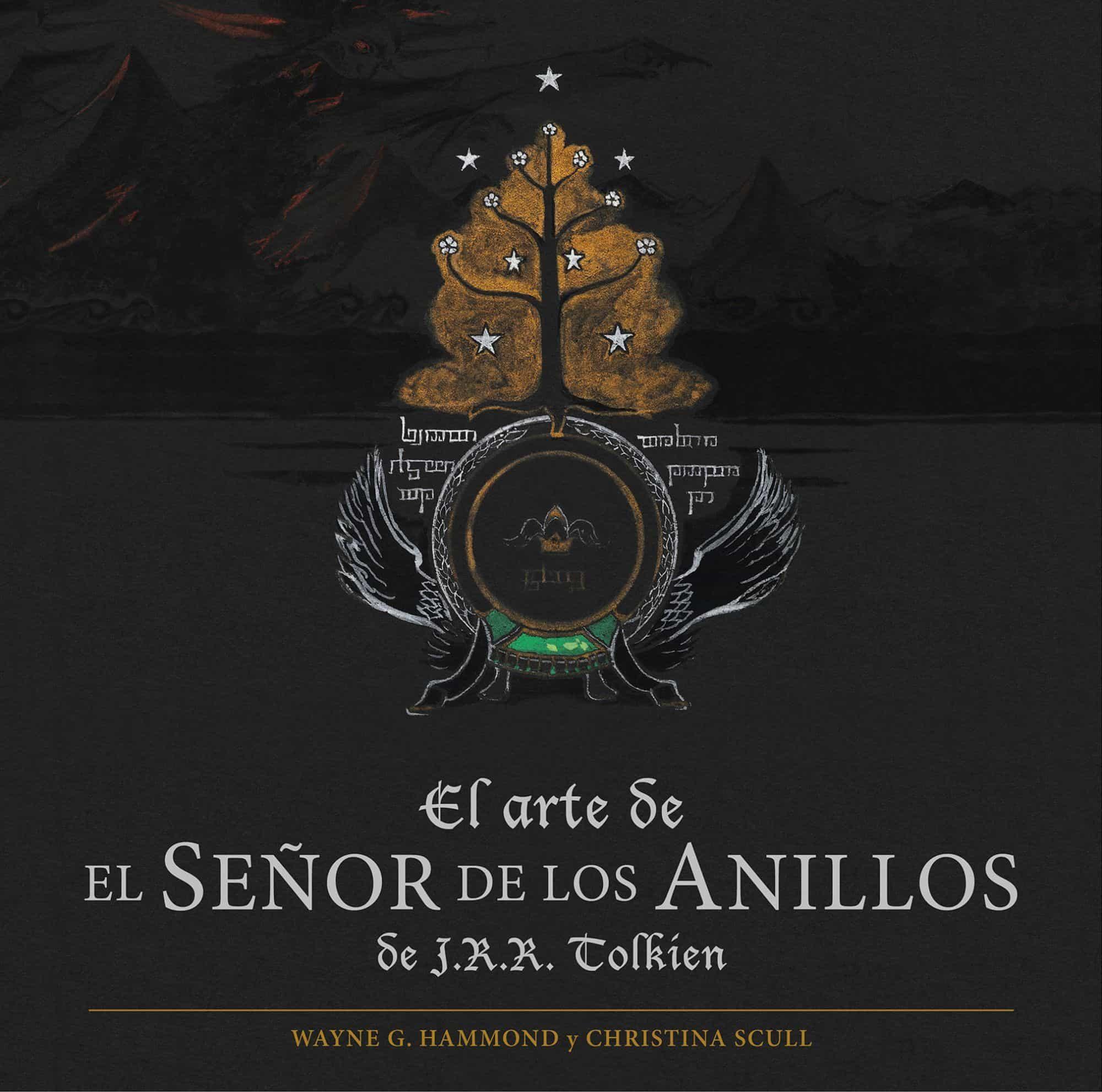 el arte de el señor de los anillos de j.r.r. tolkien-wayne g. hammond-christina scull-9788445002759