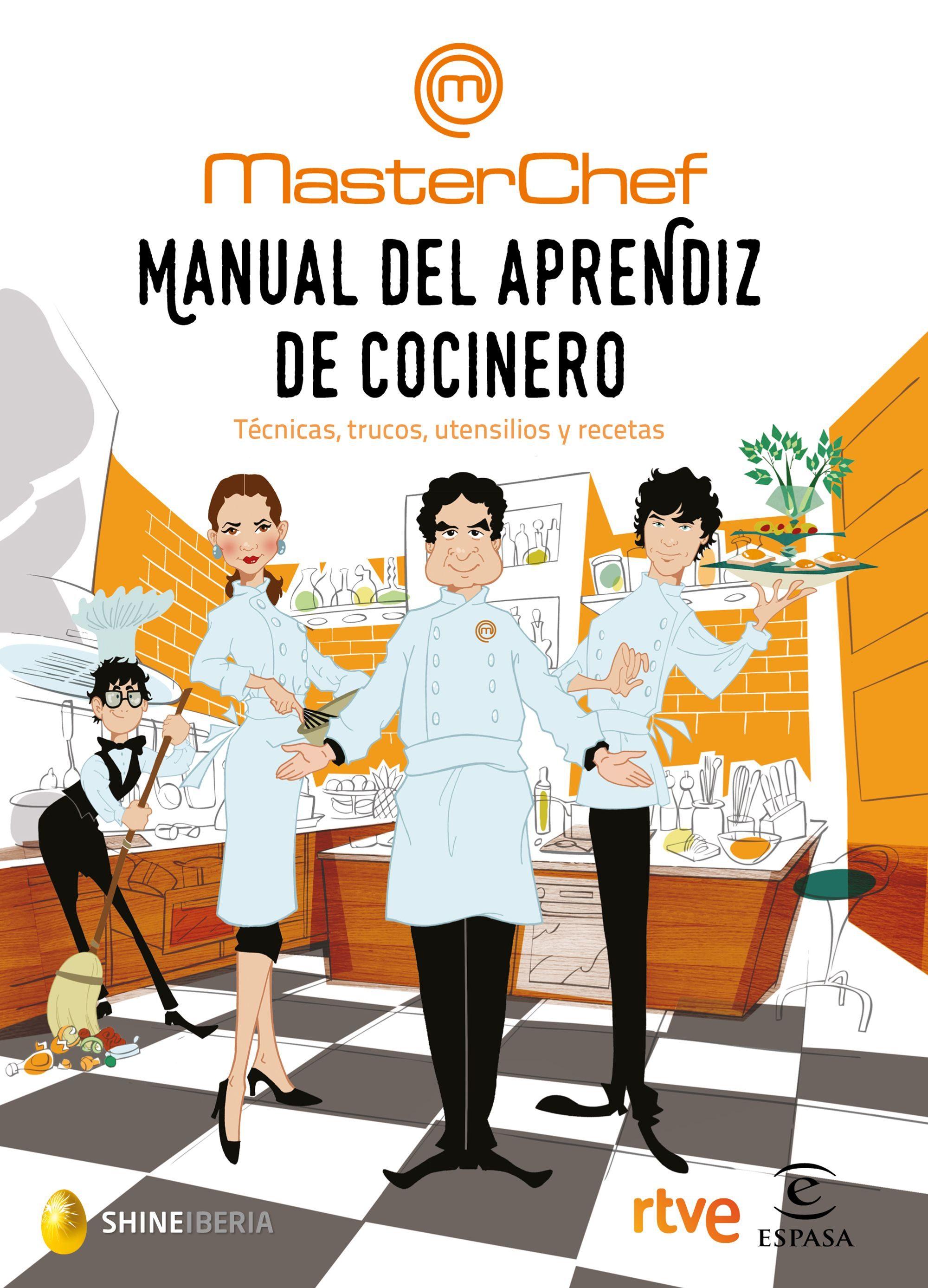 manual del aprendiz de cocinero: tecnicas, trucos, utensilios y recetas-9788467049459