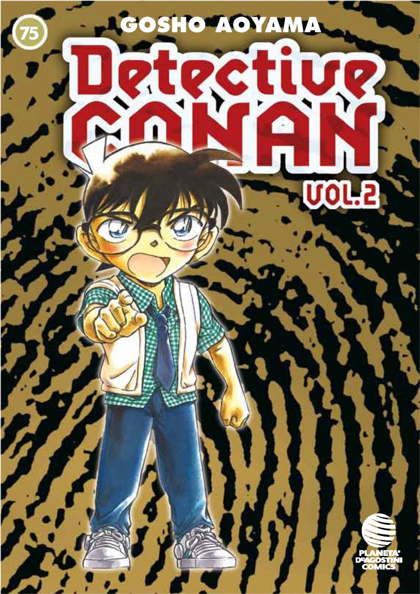 Detective Conan Ii Nº 75 por Gosho Aoyama