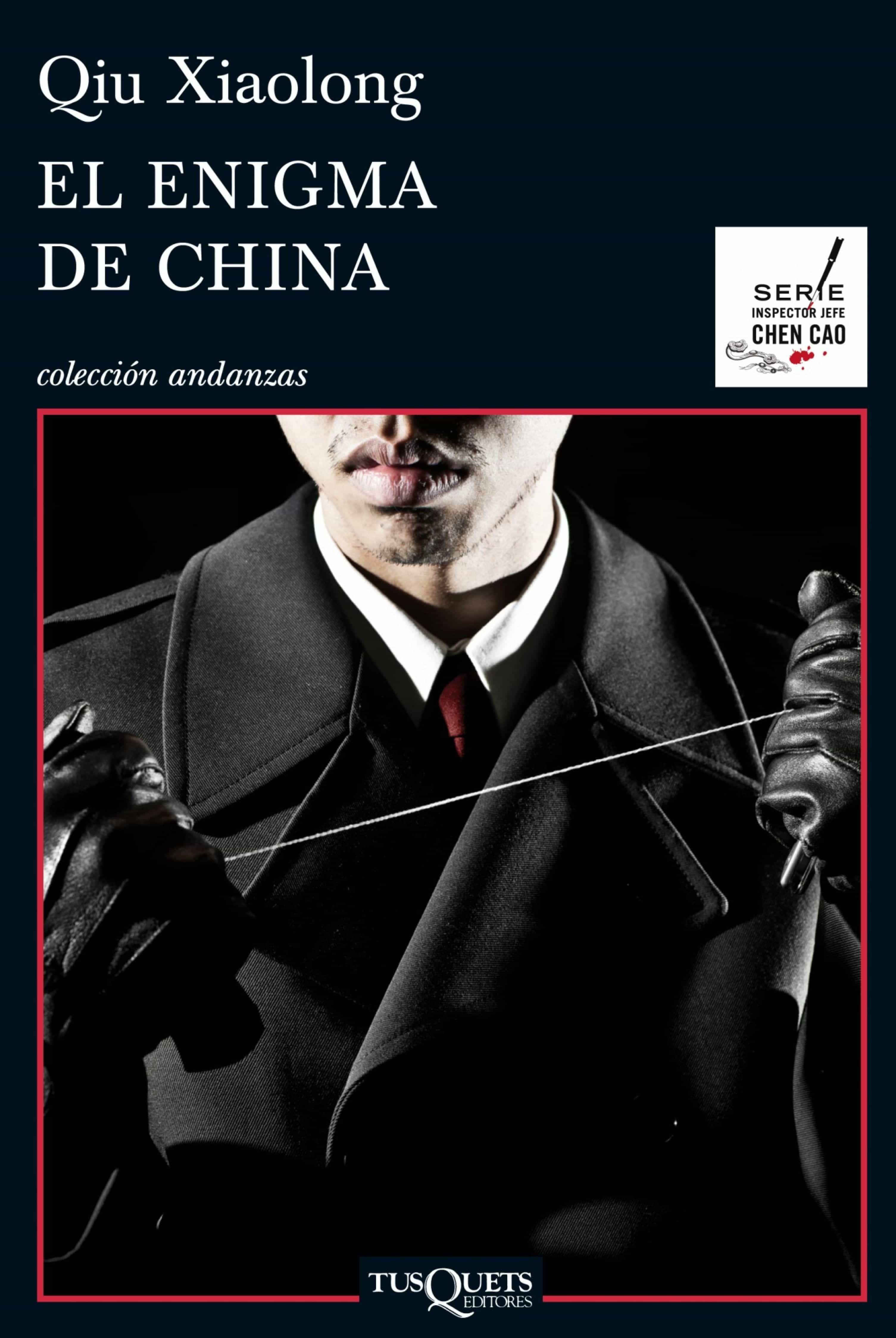 El Enigma De China   por Qiu Xiaolong epub