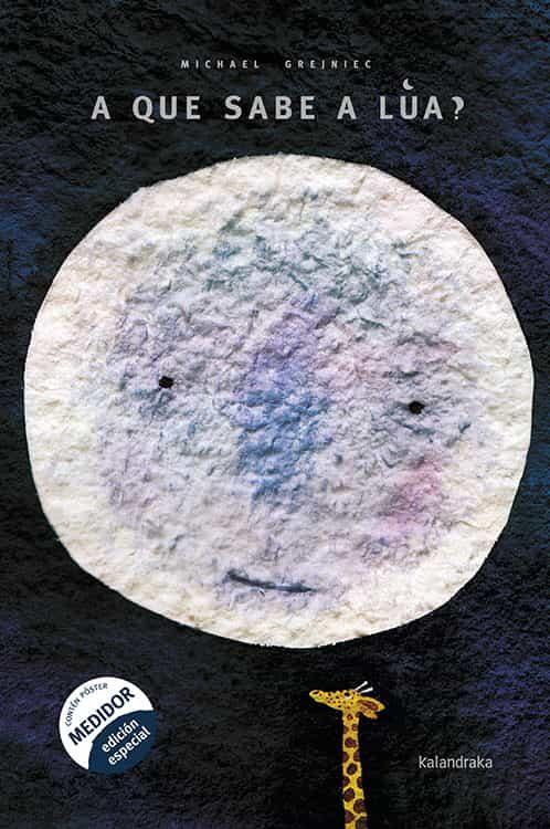 ¿a que sabe a lua?-michael grejniec-9788484646259