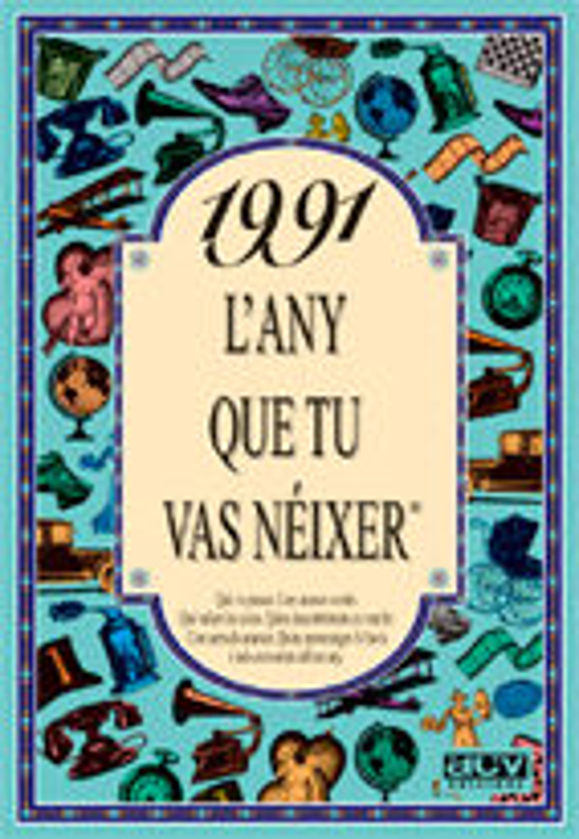 1991 L Any Que Tu Vas Neixer por Rosa Collado Bascompte epub