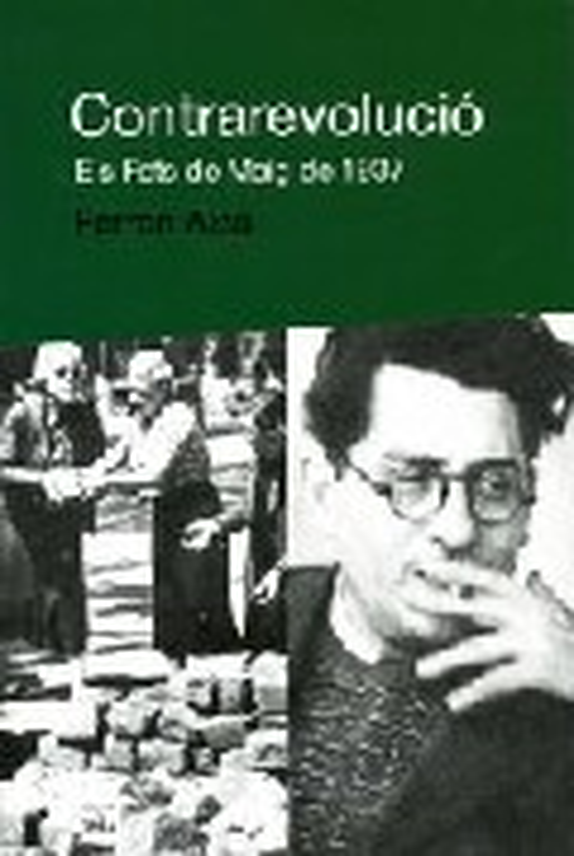Contrarevolucio: Els Fets De Maig De 1937 por Ferran Aisa epub