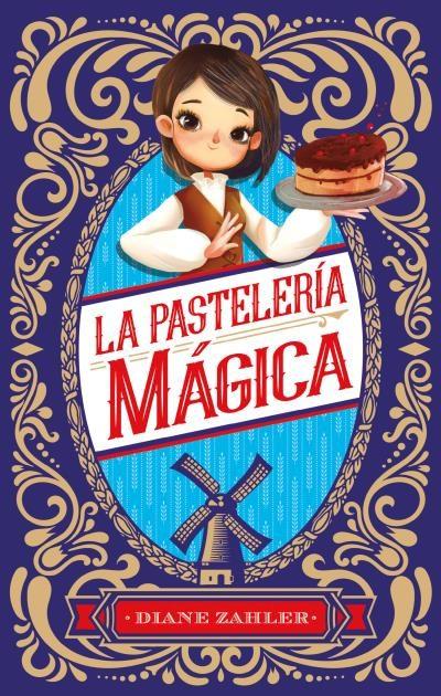 Resultado de imagen para La pastelería mágica Diane Zahler