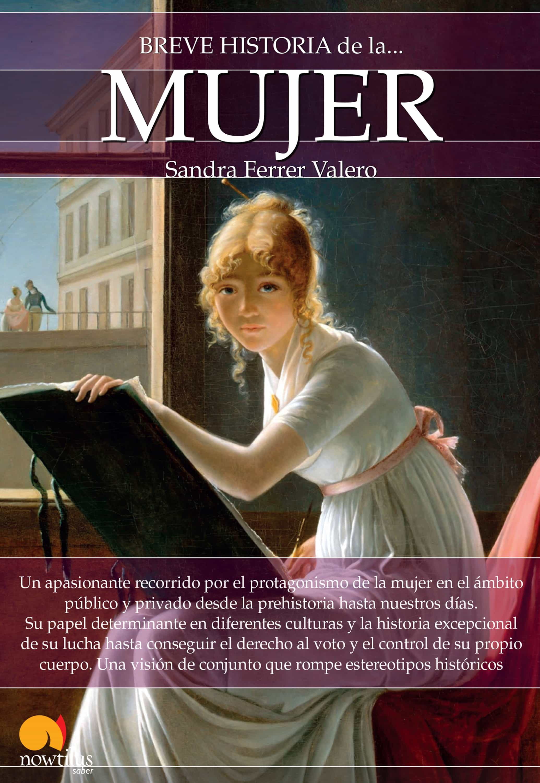 Breve Historia De La Mujer Ebook Sandra Ferrer Valero Descargar