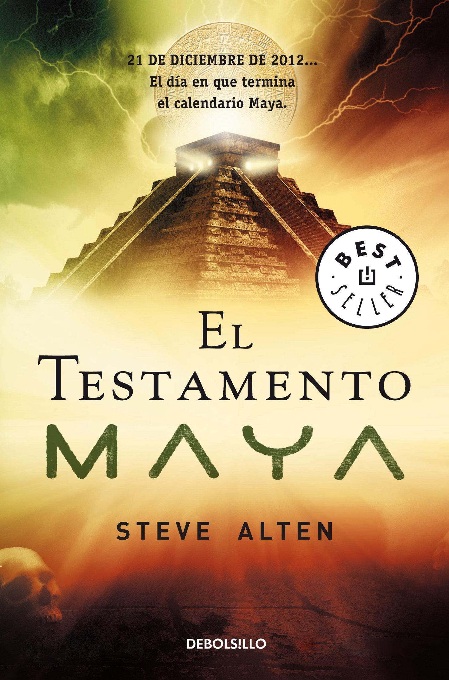 El testamento maya trilog a maya 1 ebook steve alten 9788499893259