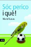 Soc Perico I Que por Manuel De Lucas epub