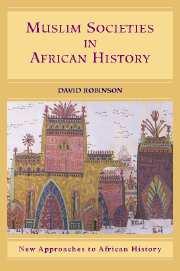 Muslim Societies In African History por David Robinson epub