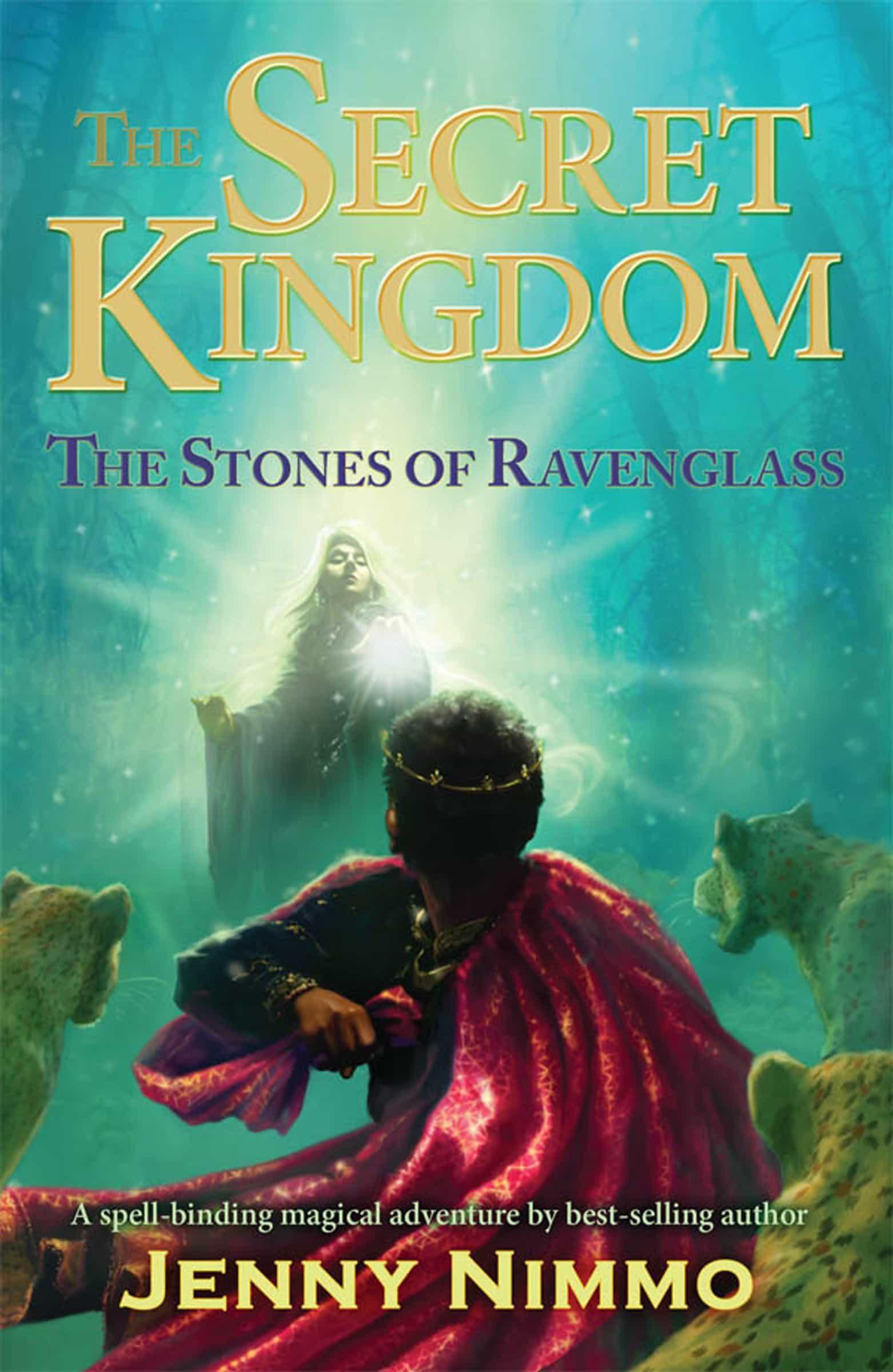 The Secret Kingdom: Stones Of Ravenglass (ebook)jenny Nimmo9781780311869