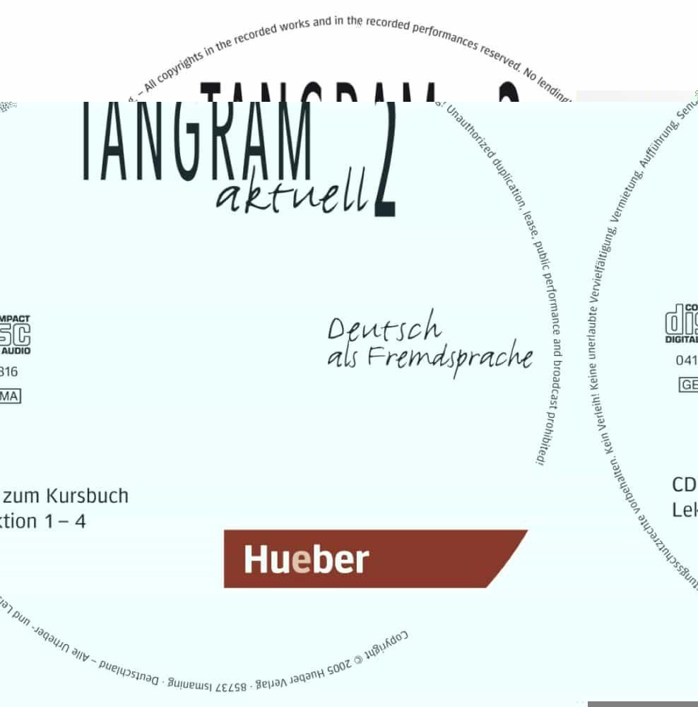 Tangram Aktuell / Cd Zum Kursbuch 2 - Lektion  1-4 por Vv.aa. epub