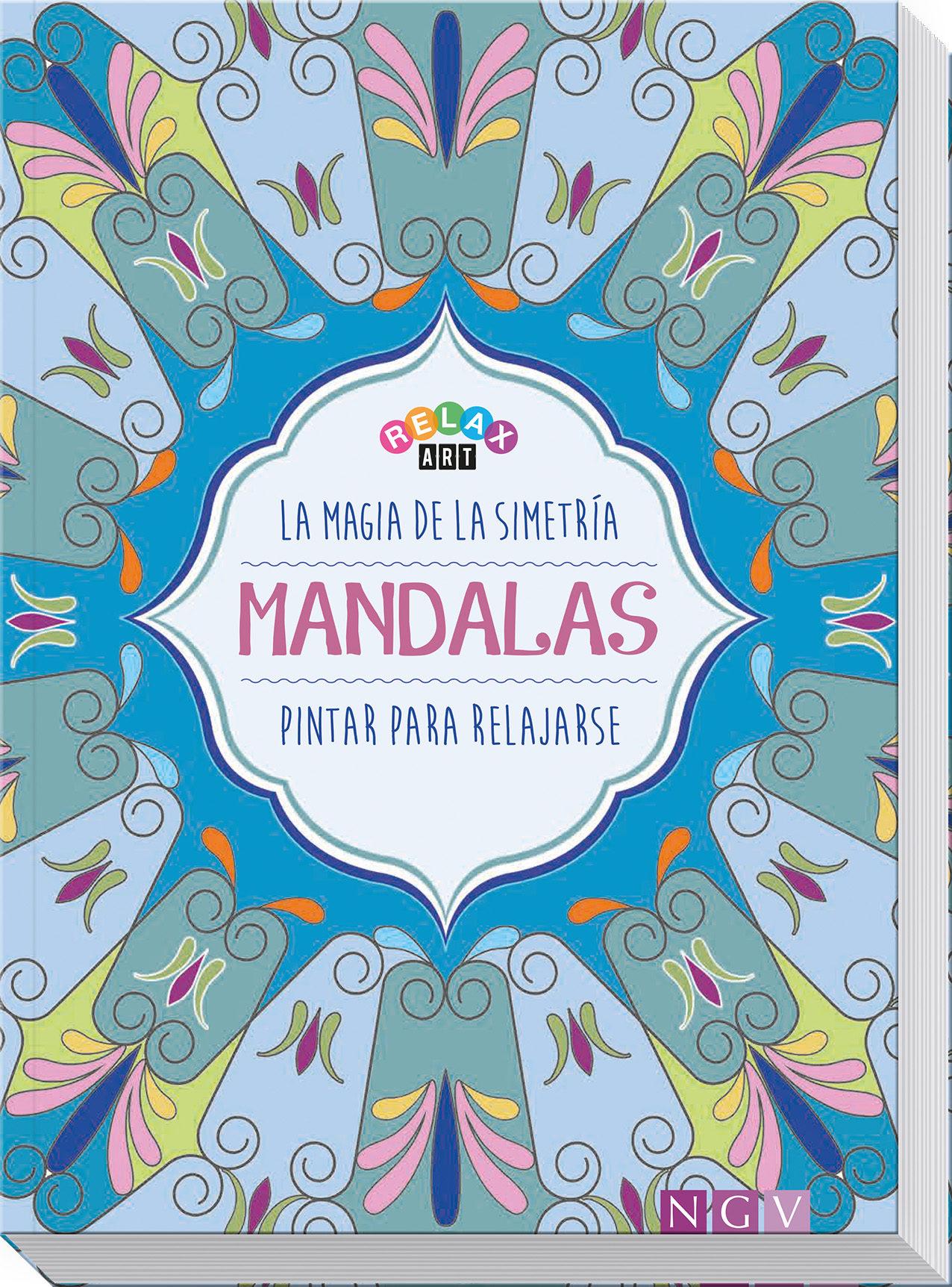 MANDALAS (PINTAR PARA RELAJARSE) | VV.AA. | Comprar libro 9783869416069