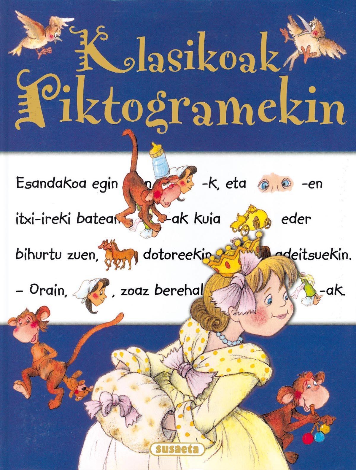 Klasikoak Piktogramekin por Vv.aa. epub