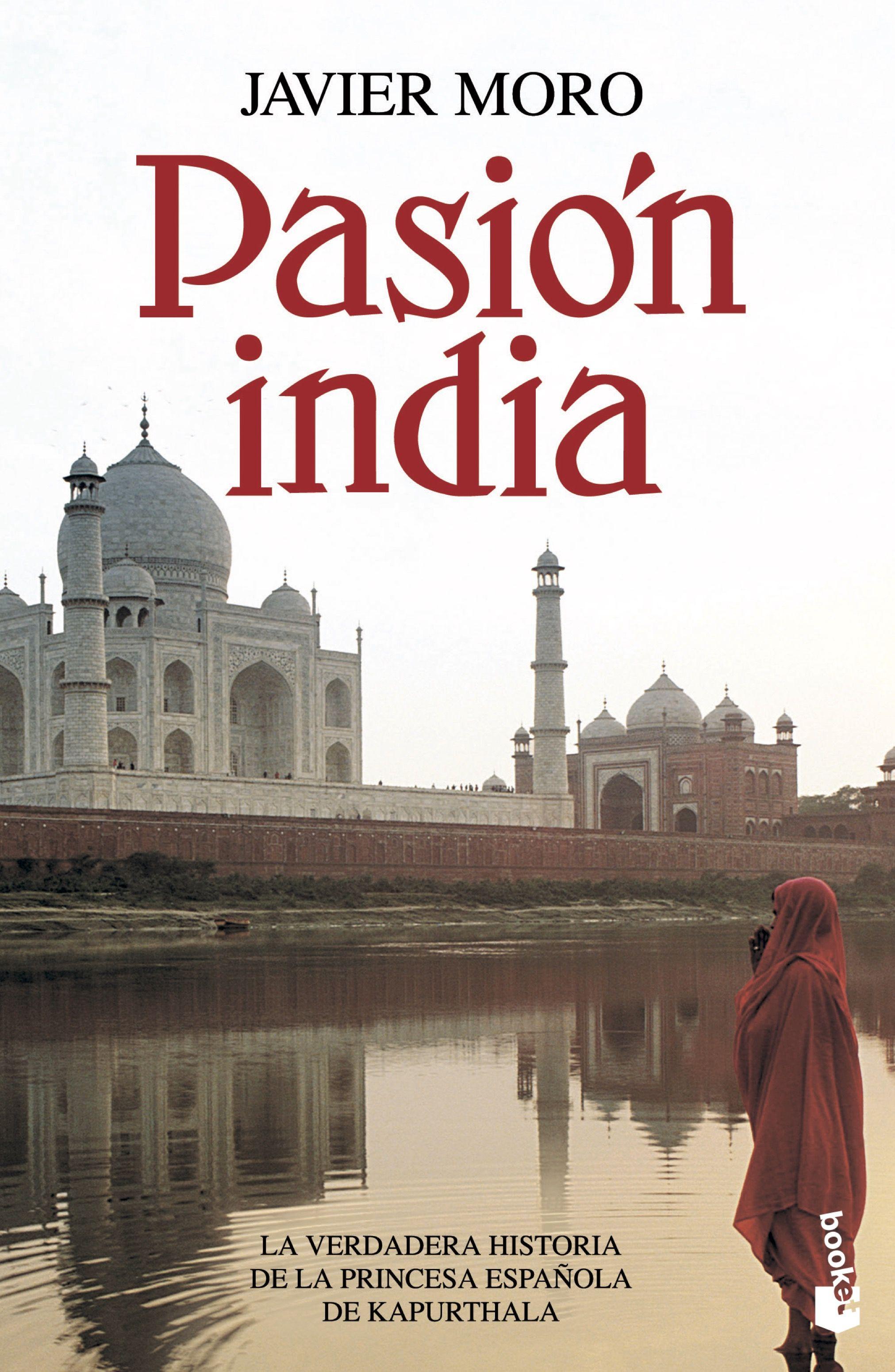 Resultado de imagen de libro pasion india