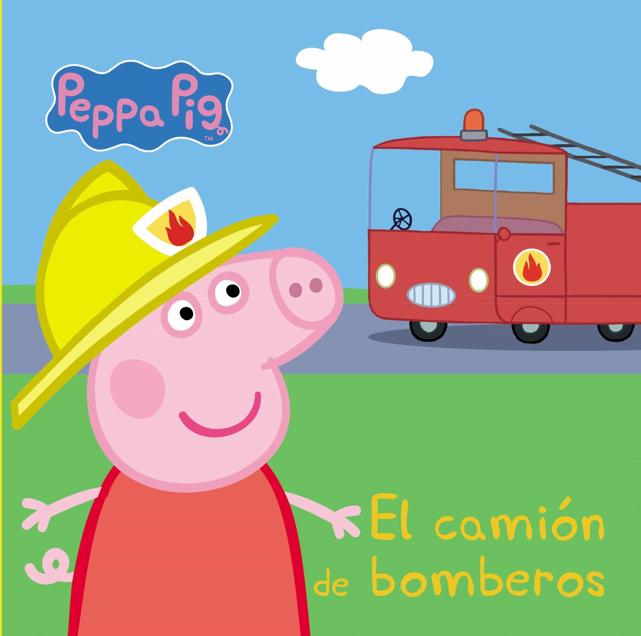 EL CAMIÓN DE BOMBEROS (PEPPA PIG. TODO CARTÓN) EBOOK   VV.AA ...