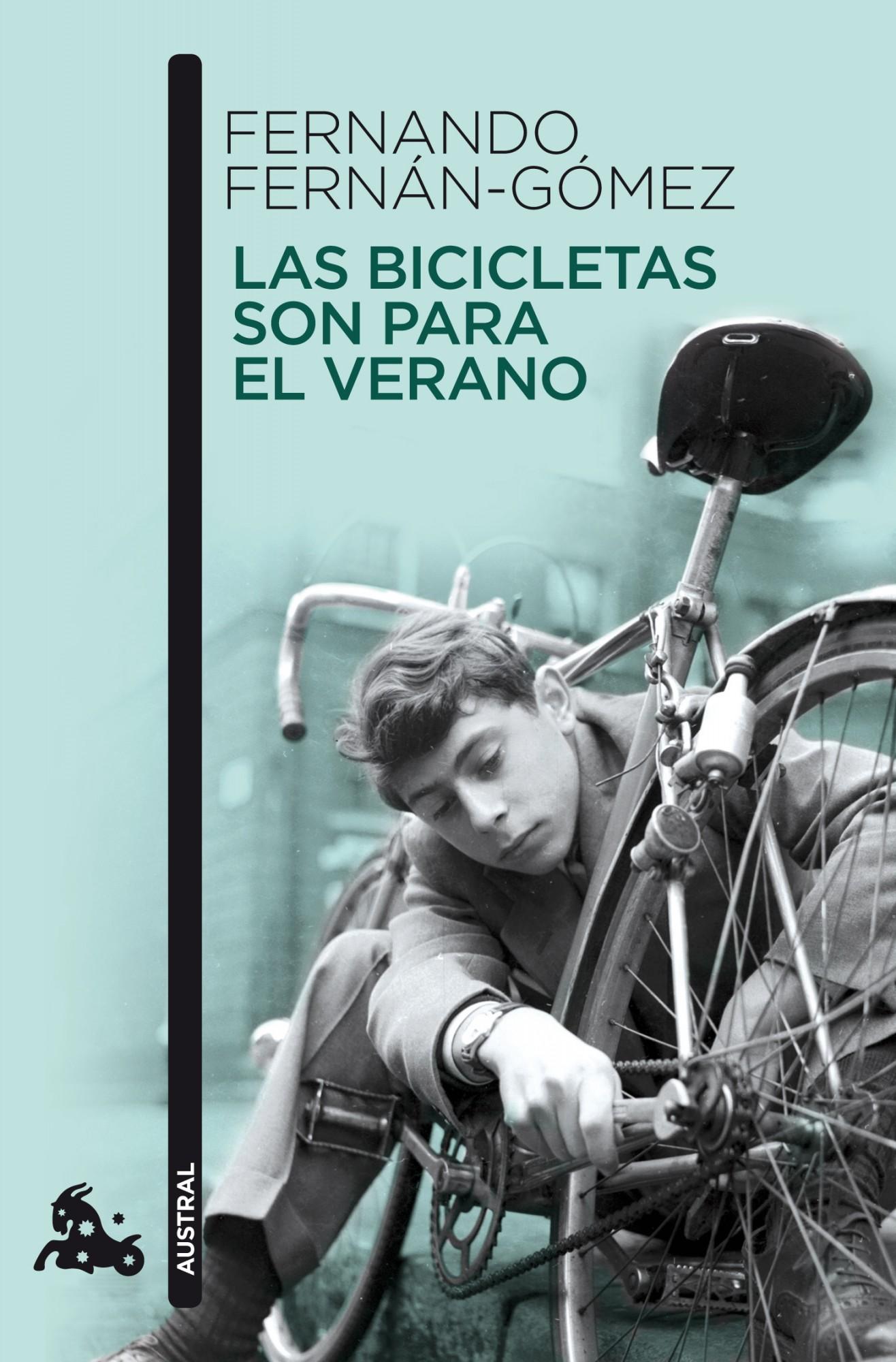 Resultado de imagen de las bicicletas son para el verano libro