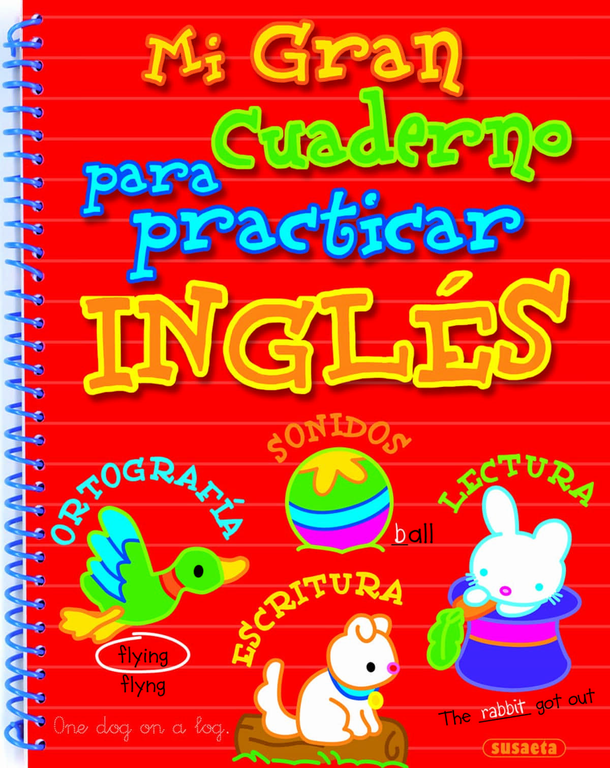 GRAN CUADERNO PARA PRACTICAR INGLES  VVAA  Comprar libro
