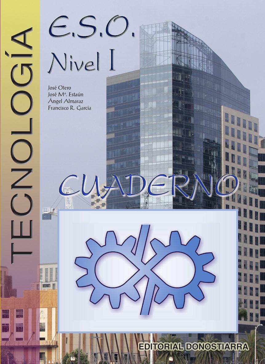 Tecnologia Eso : Nivel I. Cuaderno por Vv.aa.