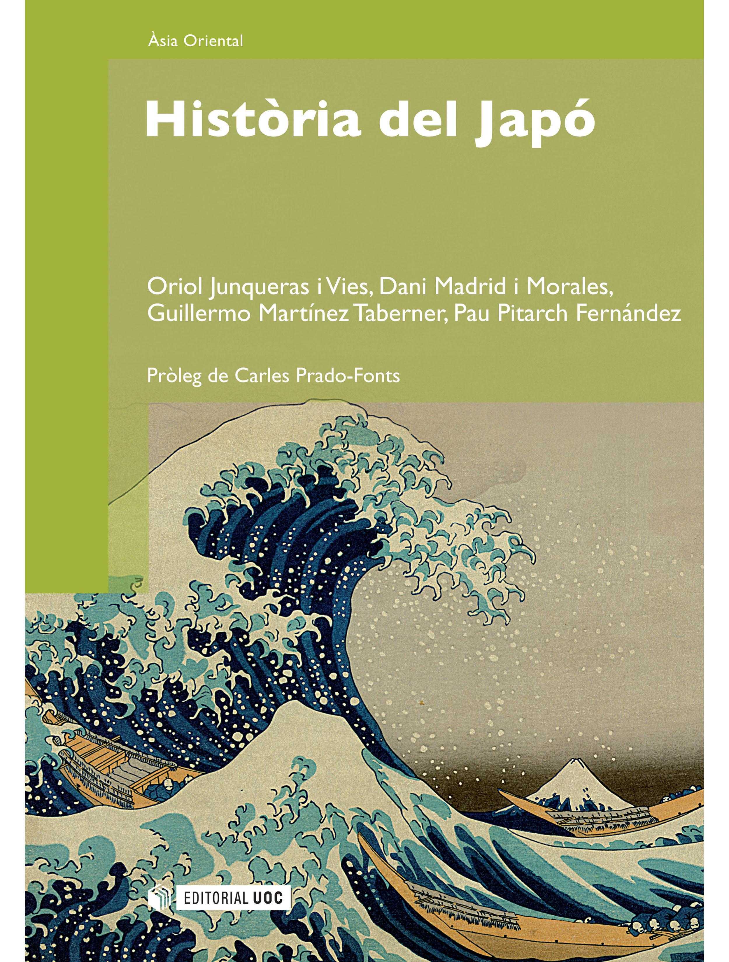 Història Del Japó (ebook)oriol Junqueras I Viesdani Madrid I Morales