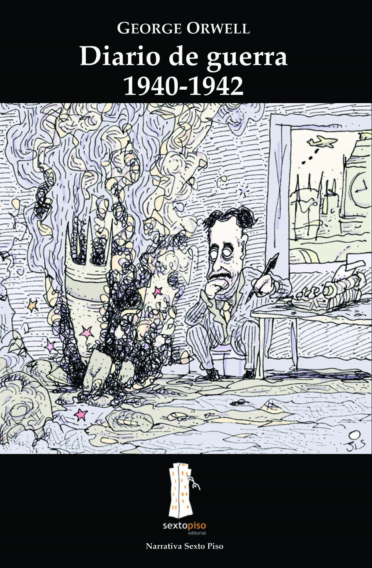 Diario De Guerra (1940-1942) por George Orwell epub