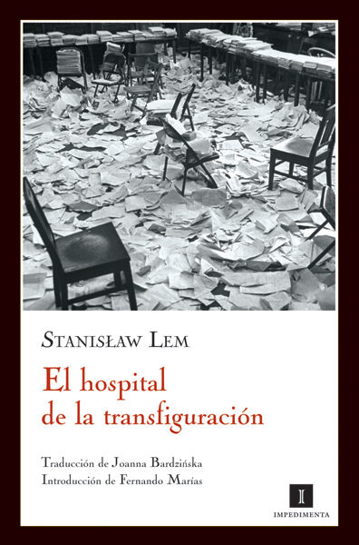 descargar EL HOSPITAL DE LA TRANSFIGURACION pdf, ebook