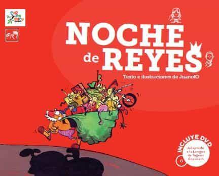 noche de reyes-joan ortega bolivar-9788494122569