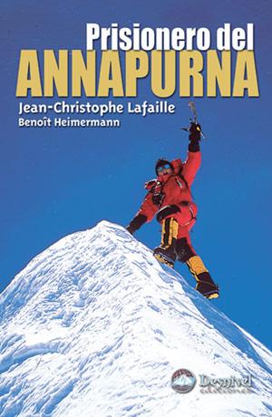 prisionero del annapurna-jean christophe lafaille-9788496192669