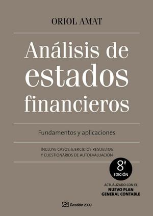 Analisis De Estados Financieros (8ª Ed) por Oriol Amat epub
