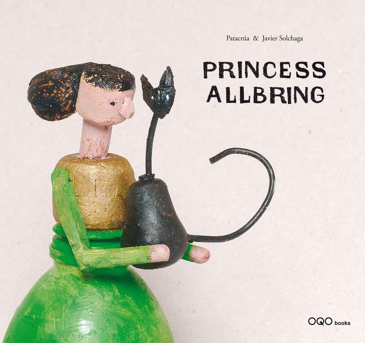 Princess Allbring por Patacrua