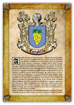Apellido Cercadillo / Origen, Historia Y Heráldica De Los Linajes Y Apellidos Españoles E Hispanoamericanos   por Antonio Tapia epub