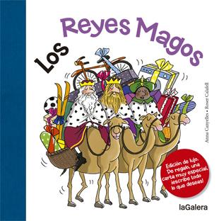 los reyes magos-anna canyelles-9788424658779