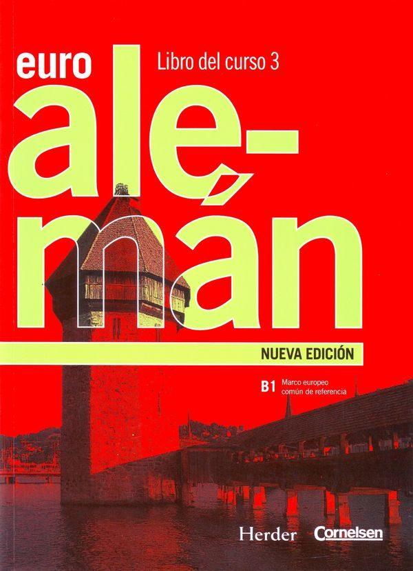 Euroaleman: Libro Del Curso 3 por Vv.aa.