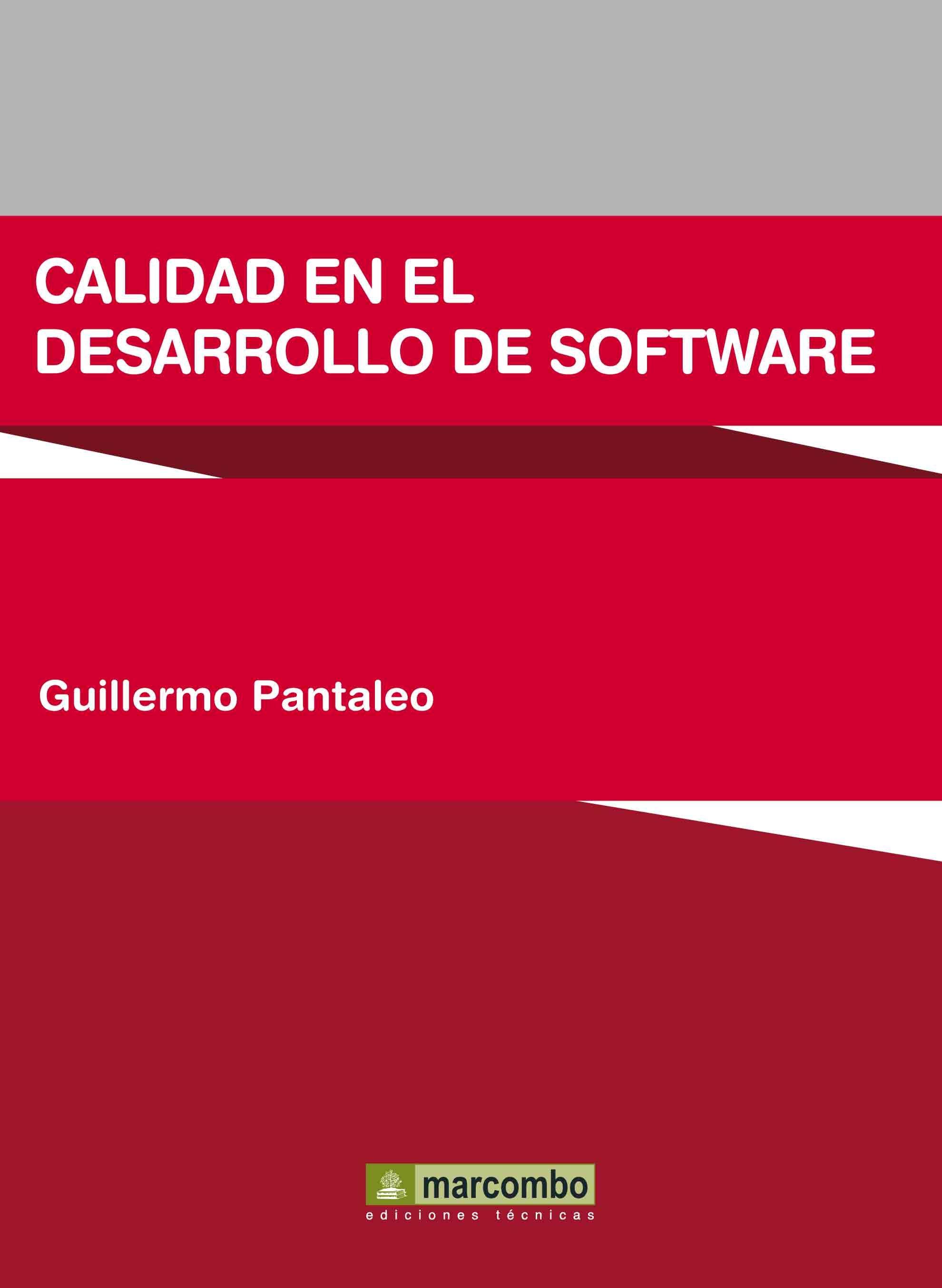 calidad en el desarrollo de software guillermo pantaleo pdf