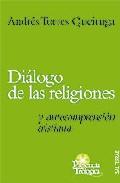 Dialogo De Las Religiones Y Autocomprension Cristiana por Andres Torres Queiruga epub