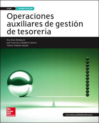 operaciones auxiliares de gestión de tesorería. ed.2015-ana arias-9788448196479