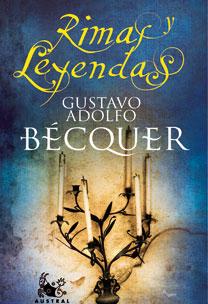 Resultado de imagen de portada rimas y leyendas becquer