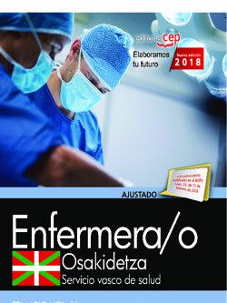 Oposiciones Osakidetza. Servicio Vasco De Salud Enfermero/a por Desconocido