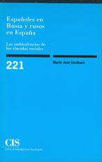 Españoles En Rusia Y Rusos En España. Las Ambivalencias De Los Vi Nculos Sociales por Maria Jose Devillard epub