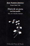 diario de un poeta reciencasado-juan ramon jimenez-9788475223179