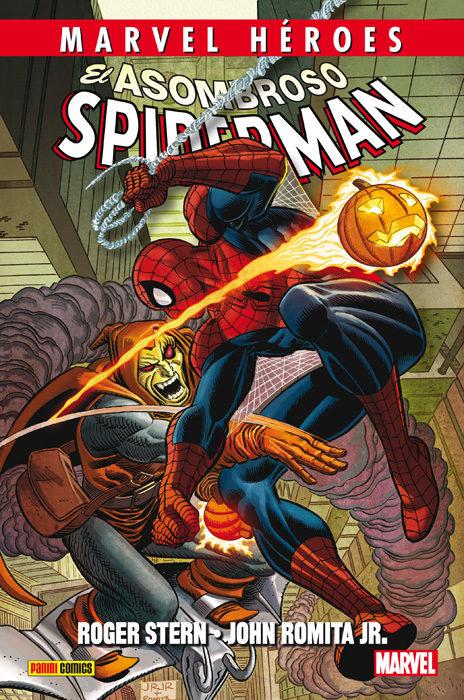 El Asombroso Spiderman por Roger Stern