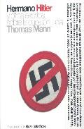 Hermano Hitler por Thomas Mann epub
