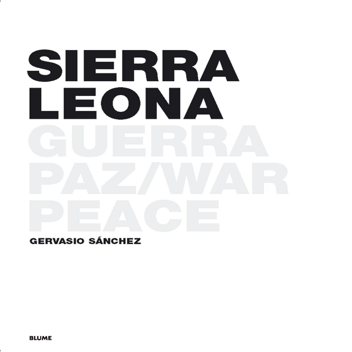 Sierra Leona por Gervasio Sanchez epub