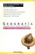 Geografia: Nuevos Temas, Nuevas Preguntas por Vv.aa. epub