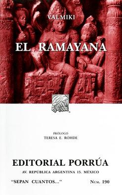 Resultado de imagen para el ramayana libro