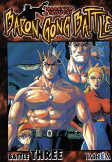 Baron Gong Battle Nº 3 por Koushun Takami Gratis